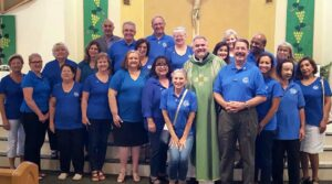 St. Vincent de Paul at Holy Family Catholic Church Team Photo